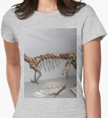 Random Coelophysis Womens Fitted T-Shirt