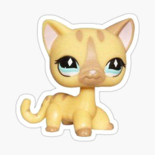 Cat Littlest Pet Shop Sticker