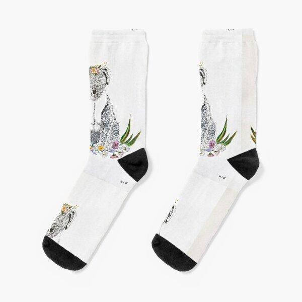 Frida Koala Socks