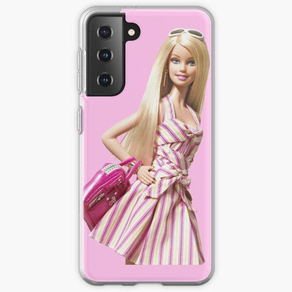 Barbie  Samsung Galaxy Soft Case