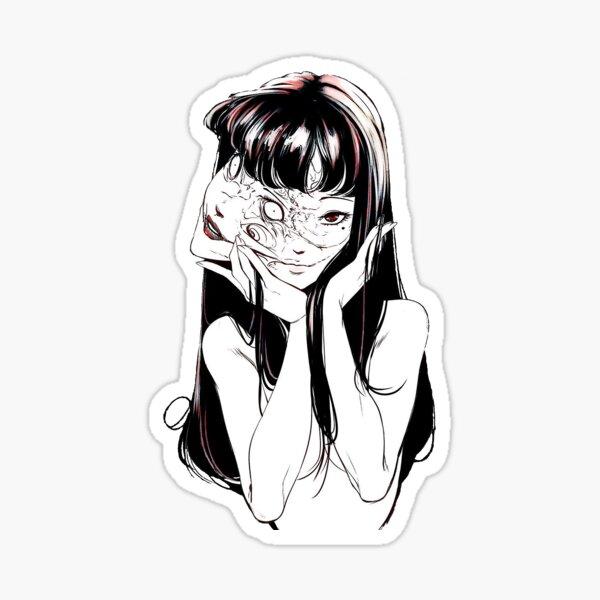Tomie, Junji Ito Sticker