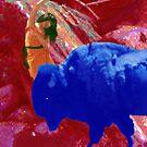 bison bison bison by aizen-mugen