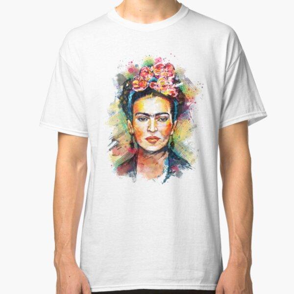 Frida Kahlo Portrait Classic T-Shirt