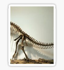 Strong Plateosaurus Sticker