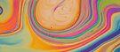 pastel swirl by Ingrid Beddoes