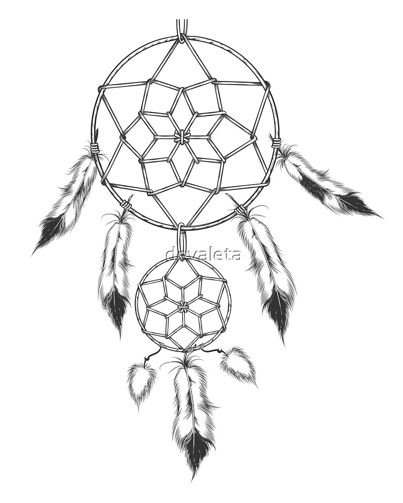 Dream Catchers Symbolism Dream catcher traditional symbol of Native americans  by 13