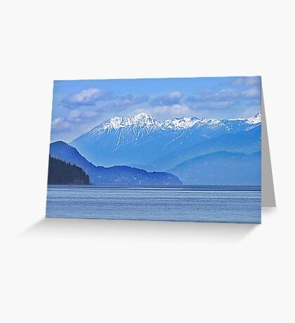 Lower Arrow Lake (1) Greeting Card