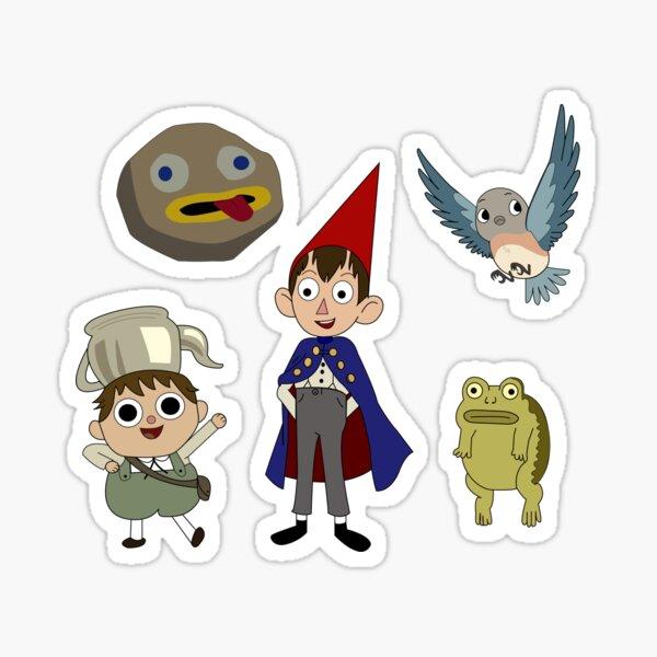OTGW Characters Sticker