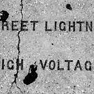 Street Lightning by CallinoisArt