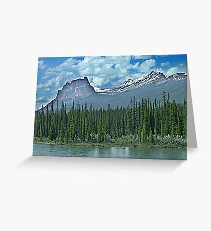 My Favourite Mountain Greeting Card