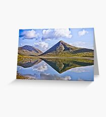 Skye Reflections Greeting Card