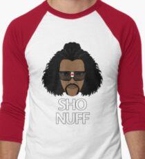 The Sho Nuff! Men's Baseball ¾ T-Shirt