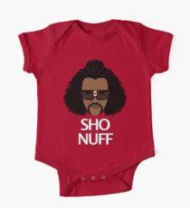 The Sho Nuff! Baby Body Kurzarm