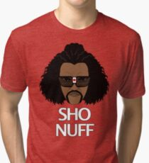 The Sho Nuff! Tri-blend T-Shirt