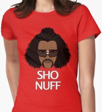 The Sho Nuff! Women's Fitted T-Shirt
