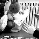 Mrs Rabbit @ Garden Games by Janie. D