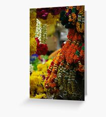 Floral Archway Greeting Card