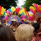 Colourful Headdresses  by Melissa Fuller