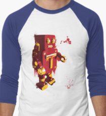Red Tin Robot Splattery Shirt or iPhone Case T-Shirt