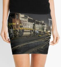 Freight Train Mini Skirt