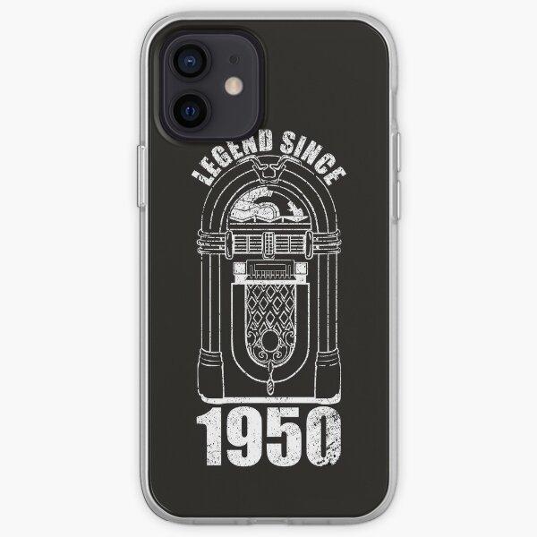 Legend Since 1950 iPhone Soft Case