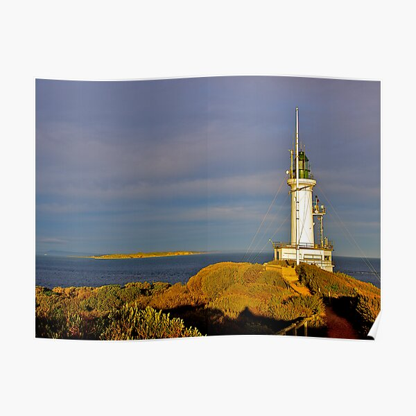 Lighthouse, Point Lonsdale, Victoria, Poster