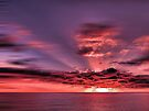 Caribbean Sunset #? by globeboater
