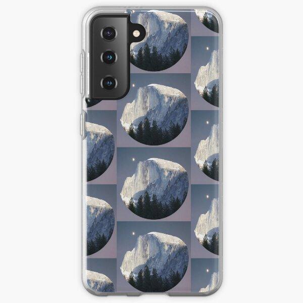 Half Dome Crescent Samsung Galaxy Soft Case