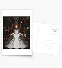 Queen of Monsters Postcards