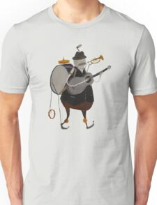 One Man Band Machine T-Shirt