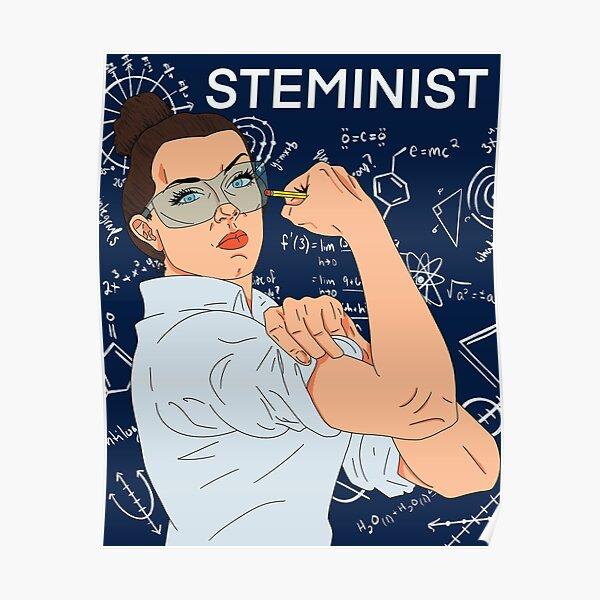 STEMinist Poster