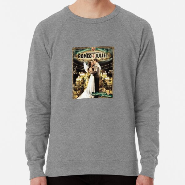 R + J Movie Cover Lightweight Sweatshirt