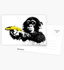 Bad Monkey Postcards