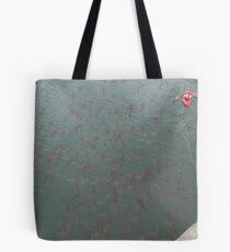 Bats' Egress Tote Bag