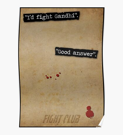 Good Answer Poster