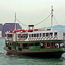 The Star Ferry by John Mitchell