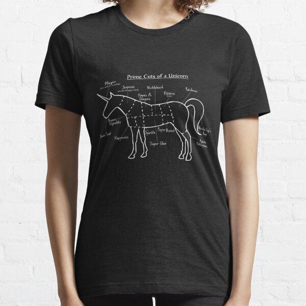 Prime Cuts of a Unicorn Essential T-Shirt