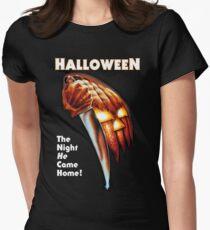 HALLOWEEN Women's Fitted T-Shirt