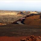 Tour through Timanfaya by Janone