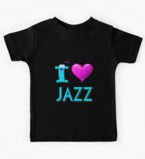 I LOVE JAZZ Kids Clothes