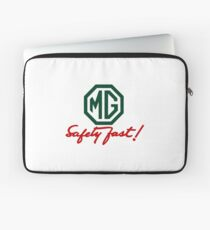 MG Safety Fast Laptop Sleeve