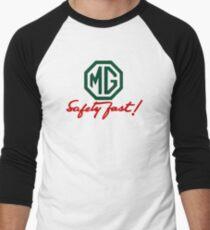 MG Safety Fast Baseball ¾ Sleeve T-Shirt