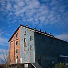 The Licorice Factory ~ Junee NSW by Rosalie Dale