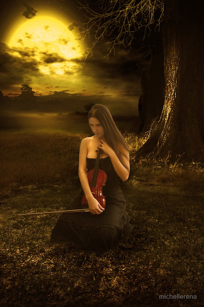When The Music Fades... by michellerena