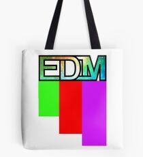 Artistic EDM Tote Bag