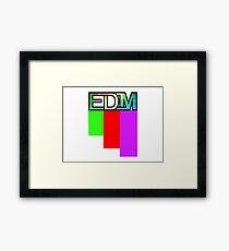 Artistic EDM Framed Print