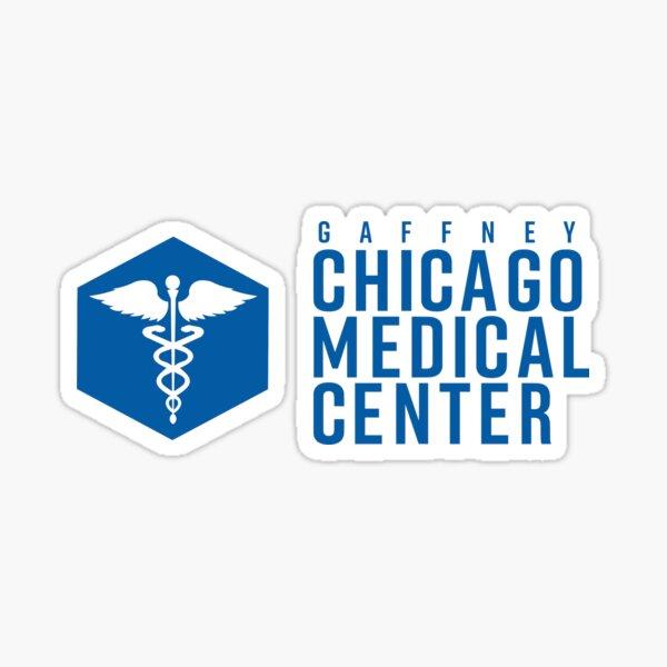 CHICAGO MED - CHICAGO MEDICAL CENTRE Sticker
