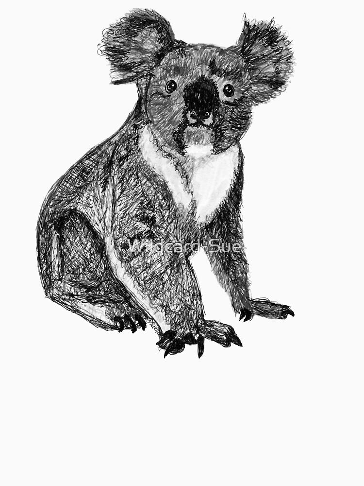 Bobby the Koala  by Wildcard-Sue