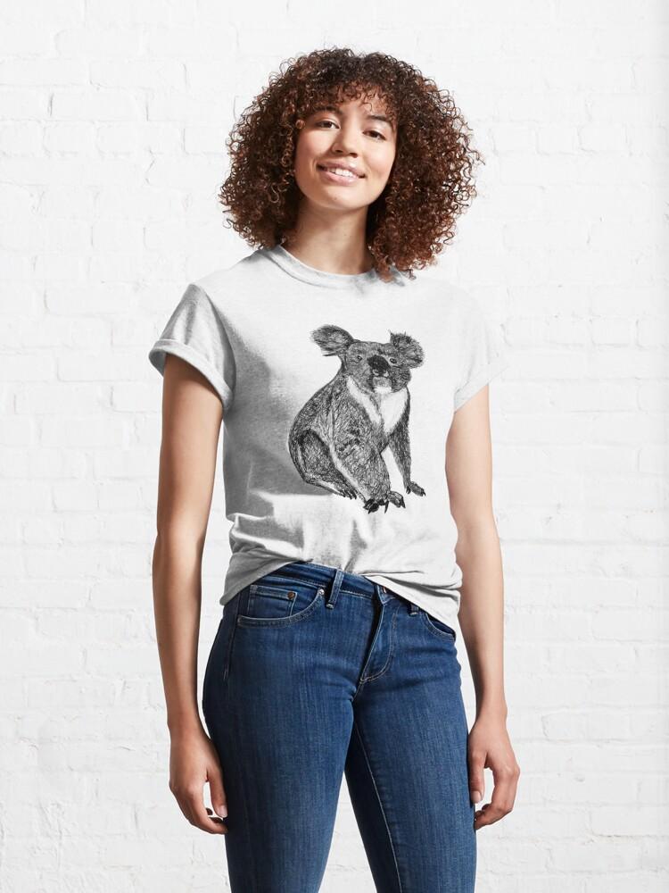 Alternate view of Bobby the Koala  Classic T-Shirt