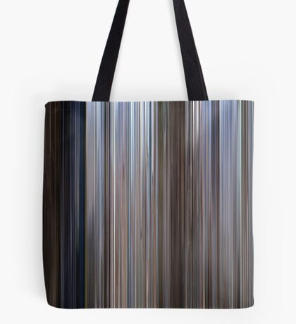 Moviebarcode: Jaws (1975) Tote Bag